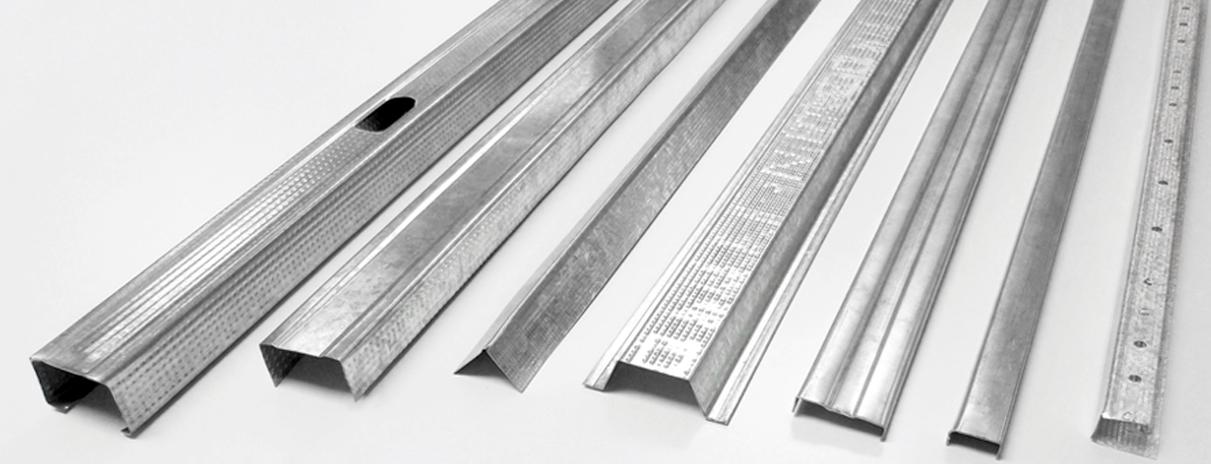 Perfiles de aluminio para acabados el oficial - Tipos de perfiles de aluminio ...
