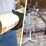 MÓDULO 4 – OBRA GRIS: instalaciones eléctricas y sanitarias en una vivienda