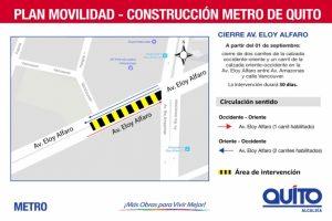 metro de Quito noti