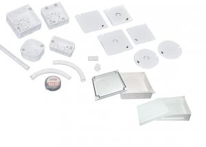 Sistema ideal para instalaciones eléctricas domiciliarias