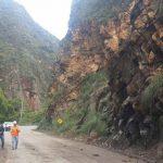 Barrera Dinámica impedirá desprendimientos en el cerro El Tahual