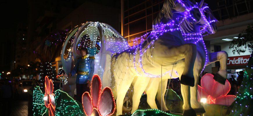 Sistema de luces led Guayaquil