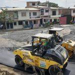 En Portoviejo GPM adecenta sector jardín de cuba