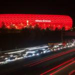 Allianz Arena innovación total descrita en 16 millones de colores