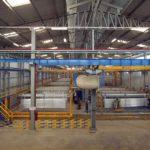 Durán cuenta con una de las mejores plantas de extrusión de aluminio del Ecuador