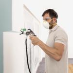 Sistemas airless y sus beneficios al pintar