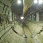 Metro de Quito registra 70% de avance