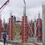 ¿Cómo armar columnas de hormigón?